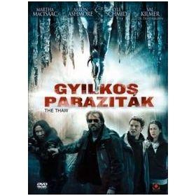 Gyilkos paraziták (DVD)