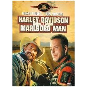 Harley Davidson és a Marlboro Man (DVD)