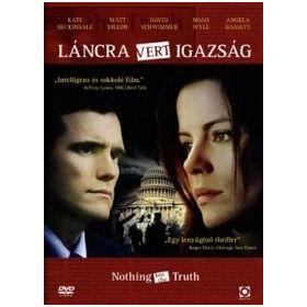 Láncra vert igazság (DVD)