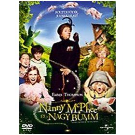 Nanny McPhee 2. - Nanny McPhee és a Nagy Bumm (DVD)