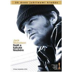 Száll a kakukk fészkére (DVD)