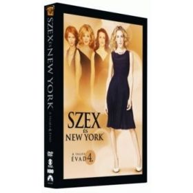 Szex és New York - 4. évad (3 DVD)