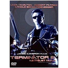 Terminator 2. - Az ítélet napja (DVD)