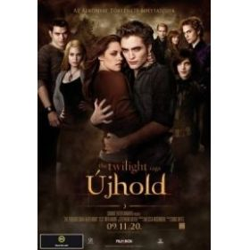 New Moon - Újhold (1 DVD)