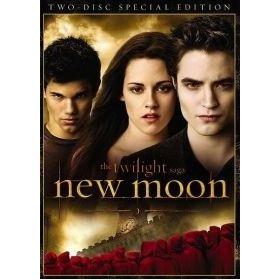 New Moon - Újhold *Extra változat* (2 DVD)
