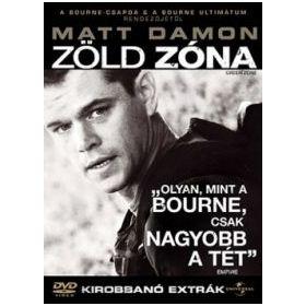 Zöld Zóna (DVD)