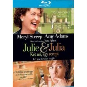Julie & Julia-Két nő, egy recept (Blu-ray)