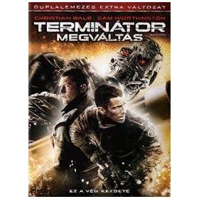 Terminátor - Megváltás (2 DVD)