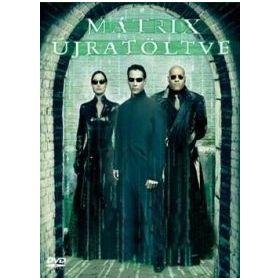 Mátrix újratöltve (DVD) (egylemezes kiadás)