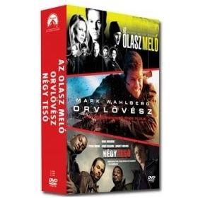 Mark Wahlberg gyűjtemény (3 DVD)