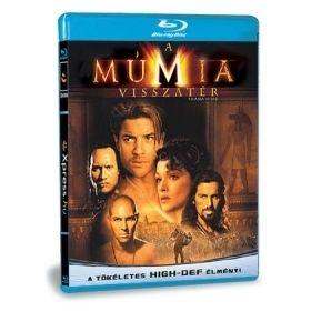 A Múmia 2. - A múmia visszatér (Blu-ray)