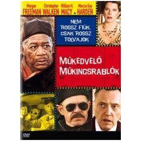 Műkedvelő műkincsrablók (DVD)