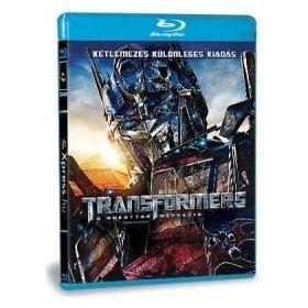Transformers - A bukottak bosszúja (Blu-ray)