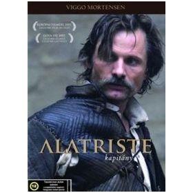 Alatriste kapitány (DVD)