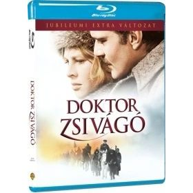Doktor Zsivágó *Jubileumi extra változat* (Blu-ray+DVD)