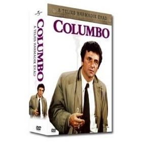 Columbo 3.évad (4 DVD)