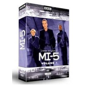 MI5 - Titkos szolgálat - 1. évad (3 DVD)