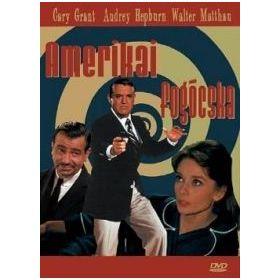 Amerikai fogócska *Hepburn* (DVD)