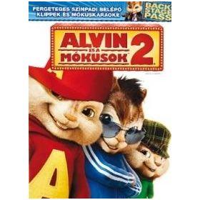 Alvin és a mókusok 2. (DVD)