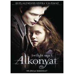 Twilight - Alkonyat *Extra változat* (2 DVD)