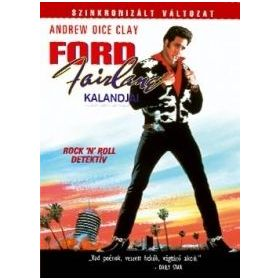Ford Fairlane kalandjai (DVD)
