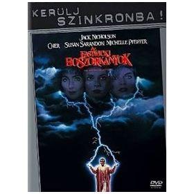 Az eastwicki boszorkányok *Szinkronos* (DVD)