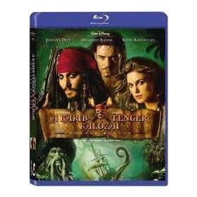 A Karib-tenger kalózai 2. - A holtak kincse (Blu-ray)