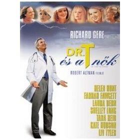 Dr. T és a nők (DVD)