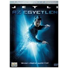 Jet Li - Az egyetlen *Extra változat* (DVD)