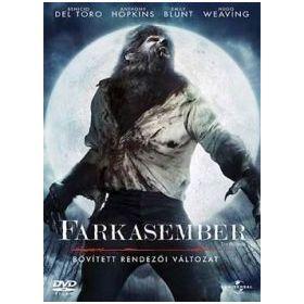 Farkasember (DVD)