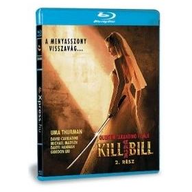 Kill Bill - 2. rész (Blu-ray)