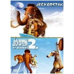 Jégkorszak 1. / Jégkorszak 2. (Twinpack) (2 DVD)
