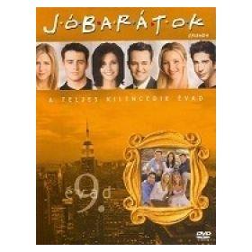 Jóbarátok - 9. évad (3 DVD)