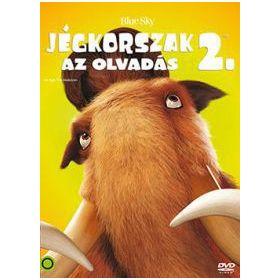 Jégkorszak 2. - Az olvadás (DVD) *animációs arcok sorozat*