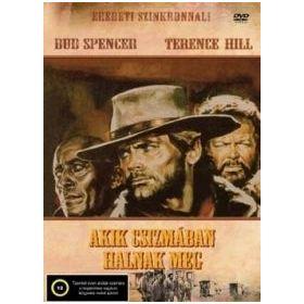 Bud Spencer - Akik csizmában halnak meg (DVD)