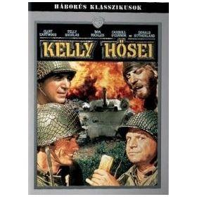 Kelly hősei (DVD)