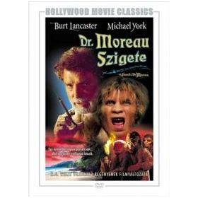 Dr.Moreau szigete *1977* (DVD)