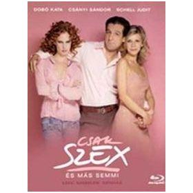Csak szex és más semmi (Blu-ray)