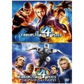 Fantasztikus négyes 1-2 *Páros* (2 DVD)