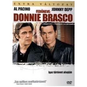Fedőneve - Donnie Brasco (DVD)