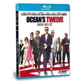 Oceans Twelve - Eggyel nő a tét (Blu-ray)