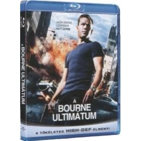 A Bourne ultimátum (Blu-ray)