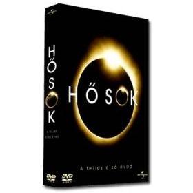 Hősök - 1. évad (7 DVD)
