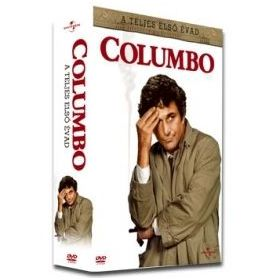 Columbo 1.évad (6 DVD)