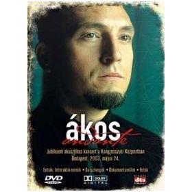 Ákos: Andante (DVD)