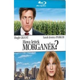 Hova lettek Morganék? (Blu-ray)