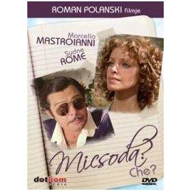 Roman Polanski - Micsoda? (DVD)