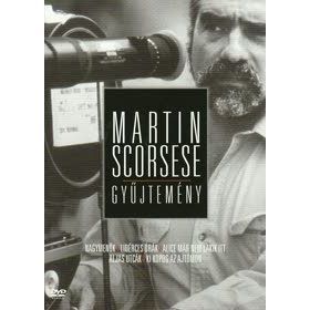 Martin Scorsese gyűjtemény (6 DVD)