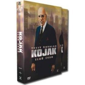 Kojak - 1. évad (6 DVD)