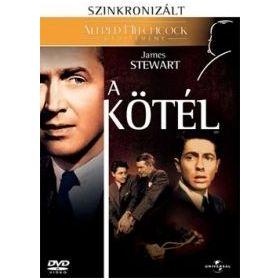 A kötél (szinkronizált változat) /Hitchcock/ (DVD)